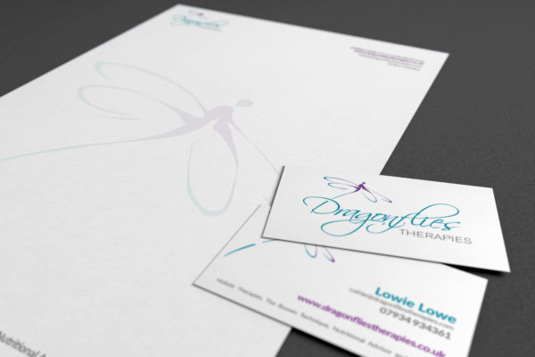 Logo, Business Card and Stationary Design