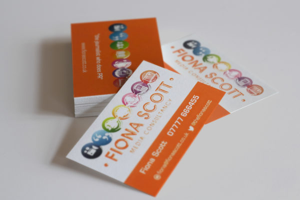 3D Spot UV Business Cards