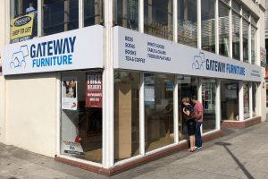 Retail Shop Fascia