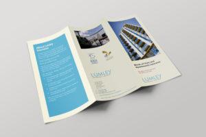 Litho Printed Leaflets