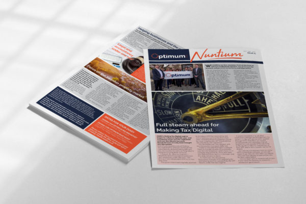 Newsletter Design & Print