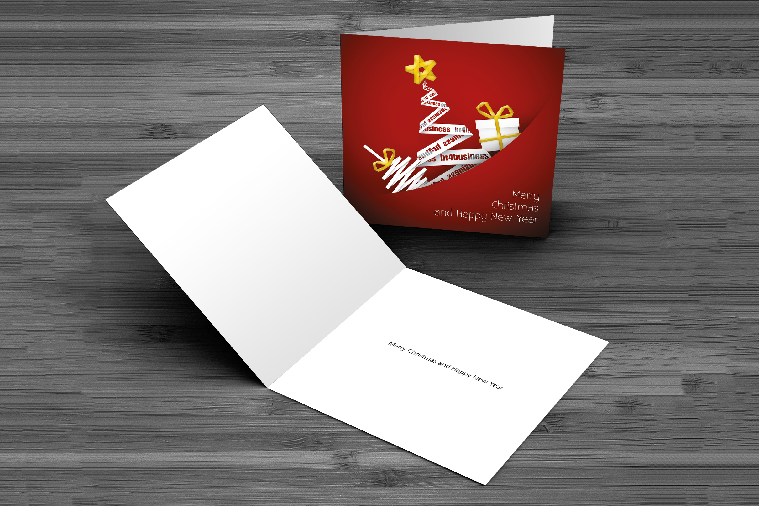 Christmas Card Design and Print