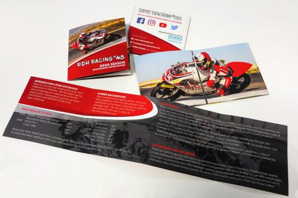 Race Sponsorship Leaflet