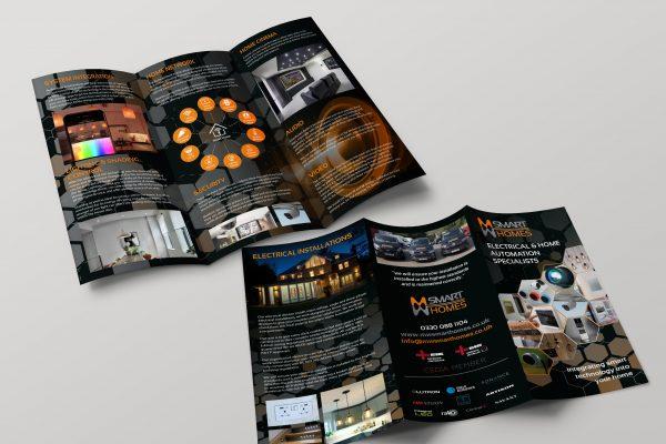 Company Brochure Design & Print
