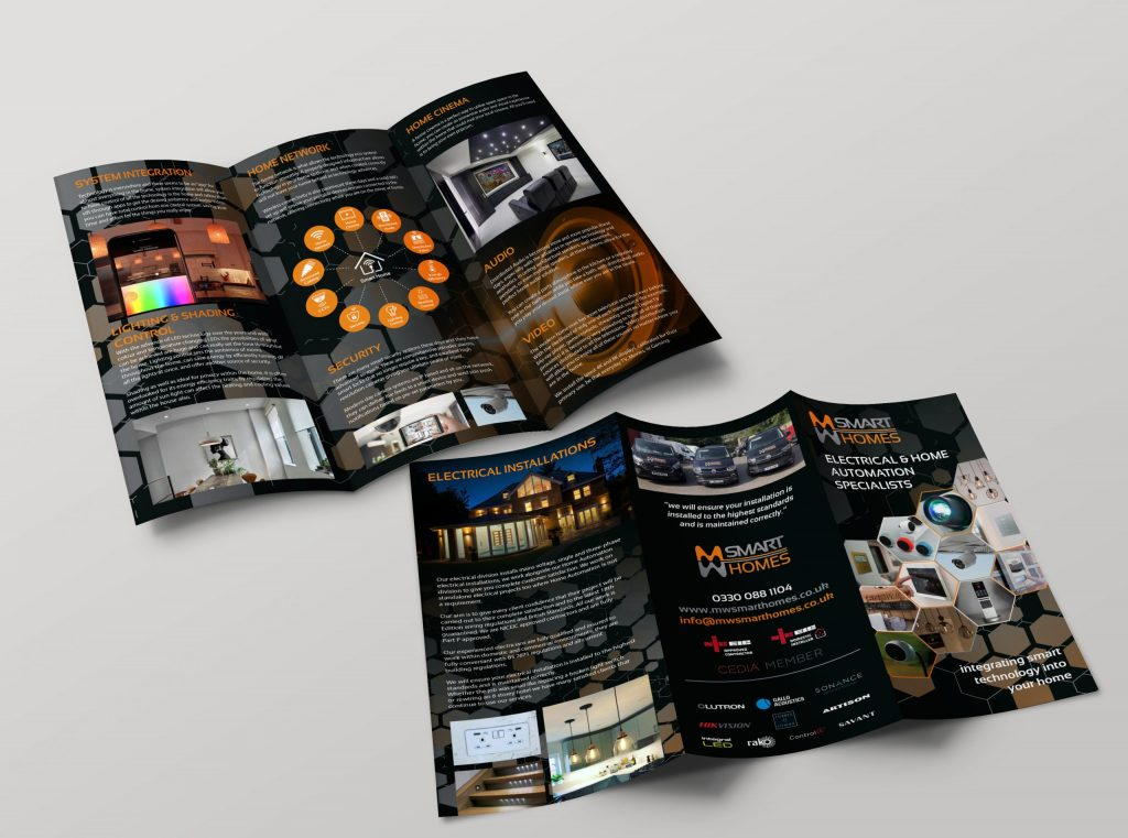 Company Brochure Print
